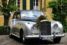 Hochzeitsauto-Vermietung - Marke: Bentley - Köln, Bonn, Eifel ... - Bentley S2 von Special Cars for Special Moments