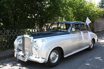 Hochzeitsauto: Bentley S2 von Special Cars for Special Moments. - Bentley S2 von Special Cars for Special Moments