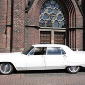 Hochzeitsauto - Cadillac von Special Cars for Special Moments