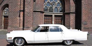 Hochzeitsauto-Vermietung - Marke: Cadillac - Ruhrgebiet - Cadillac von Special Cars for Special Moments