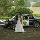 Hochzeitsauto - Ford Crown Viktoria von bluesmobile4you