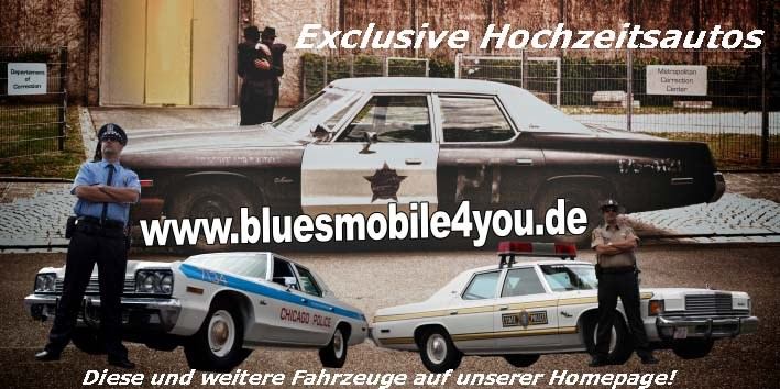 Hochzeitsauto: Hochzeitsauto Ford Crown Victoria 1990 Cook County Police Car - Ford Crown Viktoria von bluesmobile4you