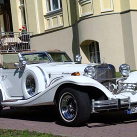 oldtimer excalibur cabrio mieten hochzeitsauto in. Black Bedroom Furniture Sets. Home Design Ideas