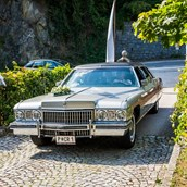 Hochzeitsauto - Cadillac Fleetwood Limousine