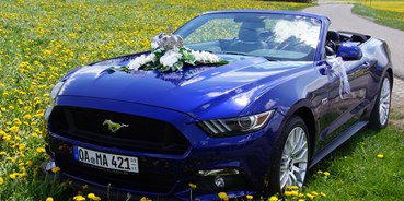 Hochzeitsauto-Vermietung - Marke: Ford - yellowhummer Ford Mustang GT