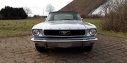 Hochzeitsauto-Vermietung - 1966 Ford Mustang GT 4.7V8 Automatic
