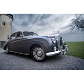 Hochzeitsauto: Built to impress. - Rolls-Royce Silver Cloud II Jg. 1960
