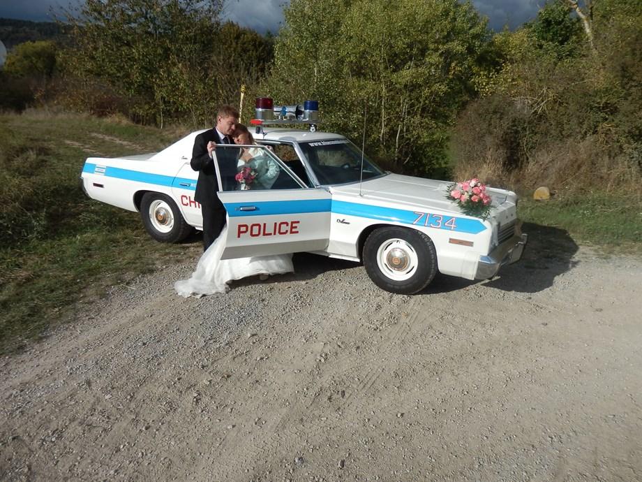 Dodge monaco chicago police car von bluesmobile4you mieten for Chicago motors used police cars
