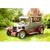 Hochzeitsauto - Ford Model T Hot Rod