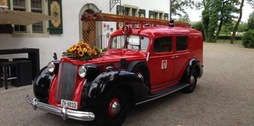 Autos Fur Die Hochzeit Mit Art Des Fahrzeugs Feuerwehrauto In Schweiz Finden