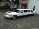 Hochzeitsauto - Lincoln Town Car Stretchlimousine